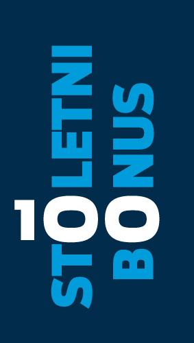 100 letni bonus